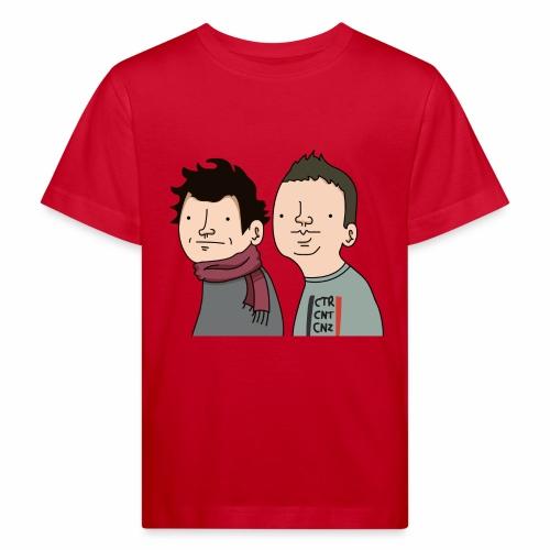 Laink et Terracid Wankuls - T-shirt bio Enfant
