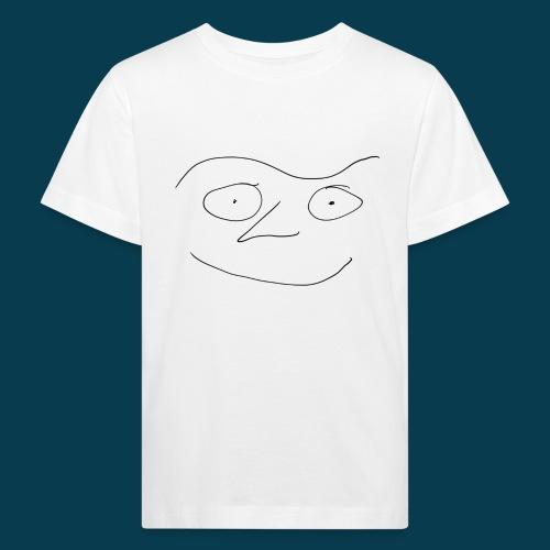 Chabisface Fast Happy - Kinder Bio-T-Shirt