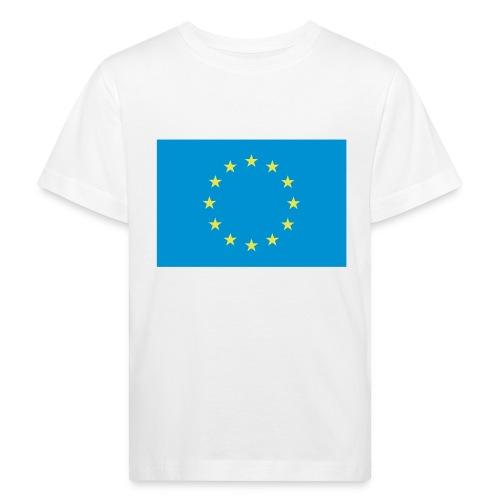 EU / European Union - Kinderen Bio-T-shirt