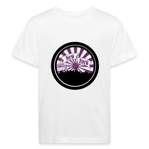 New York City - T-shirt bio Enfant