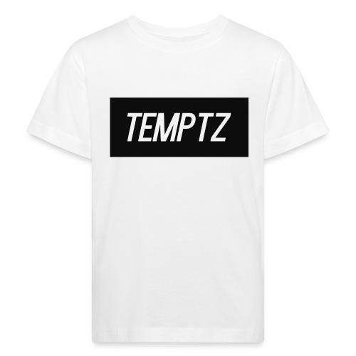 TempTz Orignial Hoodie Design - Kids' Organic T-Shirt