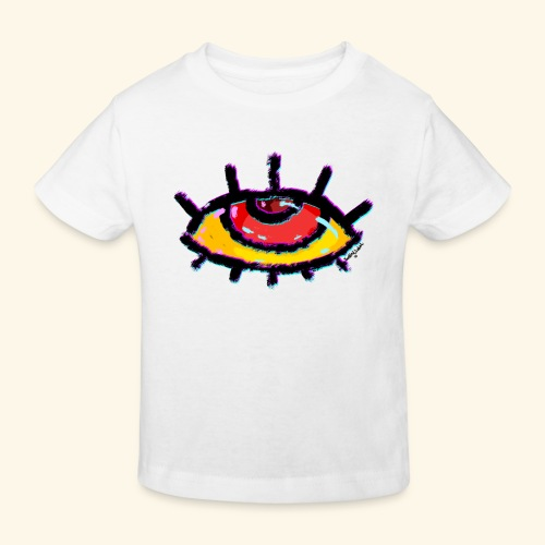 Eye See the Future - Kids' Organic T-Shirt
