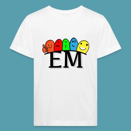 EM - Lasten luonnonmukainen t-paita