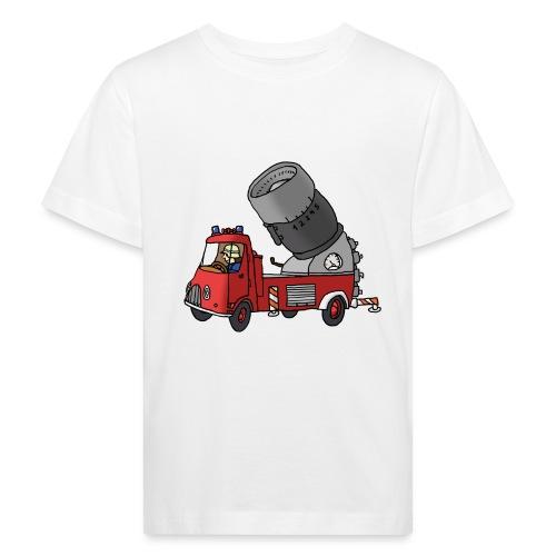 Wasserwerfer - Kinder Bio-T-Shirt