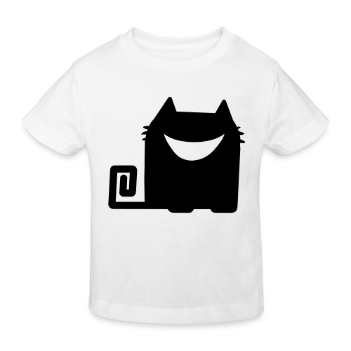 Chat - T-shirt bio Enfant
