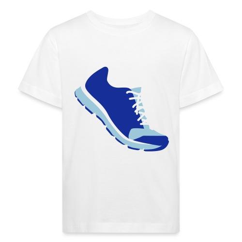 Laufschuh - Kinder Bio-T-Shirt