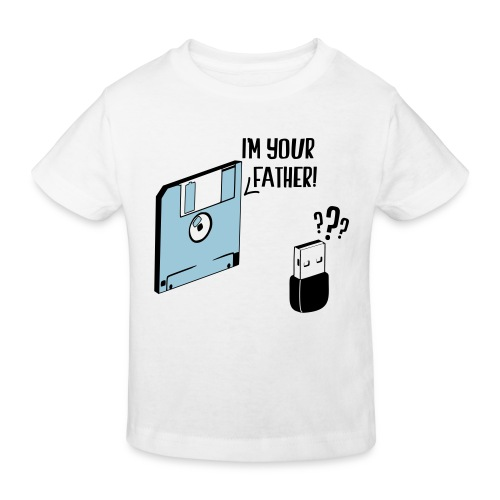 I'm your father - T-shirt bio Enfant