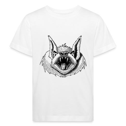 Fledermaus - Kinder Bio-T-Shirt