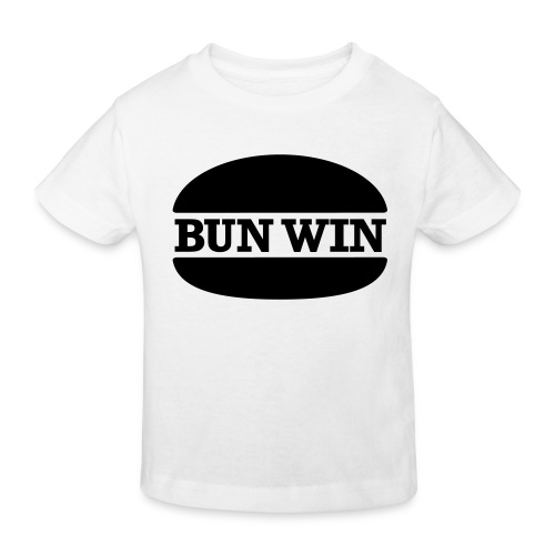 bunwinblack - Kids' Organic T-Shirt
