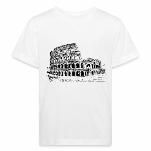 Kolosseum - Kinder Bio-T-Shirt