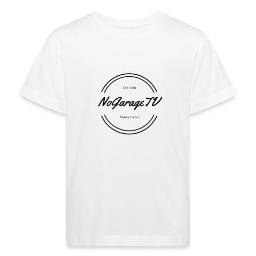 NoGarageTV (3) - Organic børne shirt