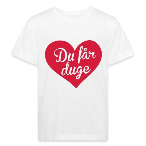 Ekte kjærlighet - Det norske plagg - Økologisk T-skjorte for barn