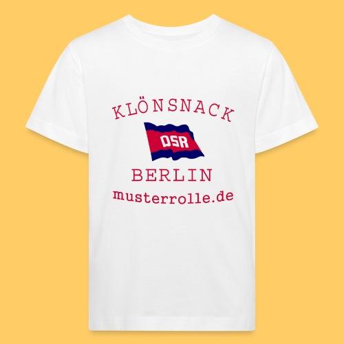 KiB-Logo-gif - Kinder Bio-T-Shirt