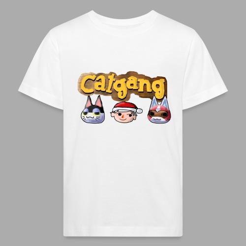 Animal Crossing CatGang - Kinder Bio-T-Shirt