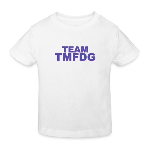 Collection : 2019 Team TMFDG - T-shirt bio Enfant