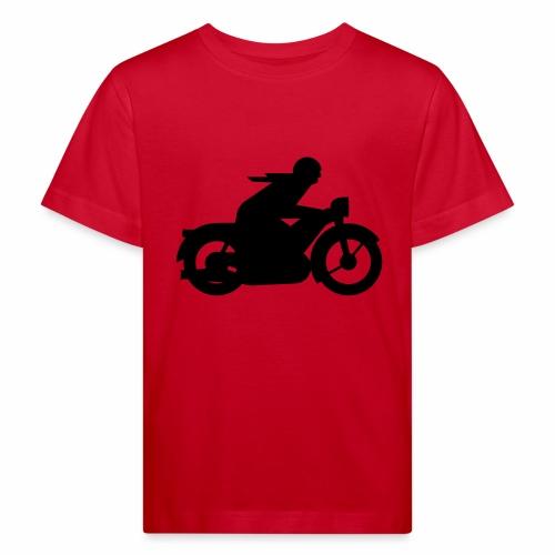 AWO driver silhouette - Kids' Organic T-Shirt