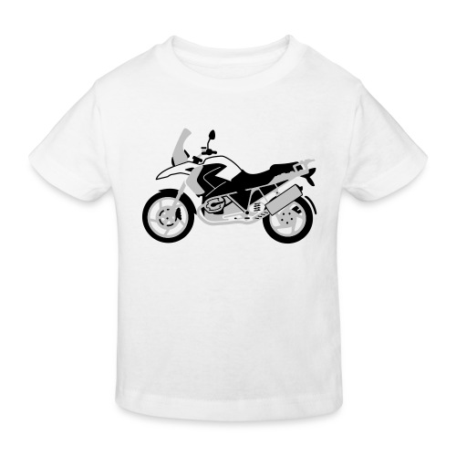 R1200GS 08-on - Kids' Organic T-Shirt