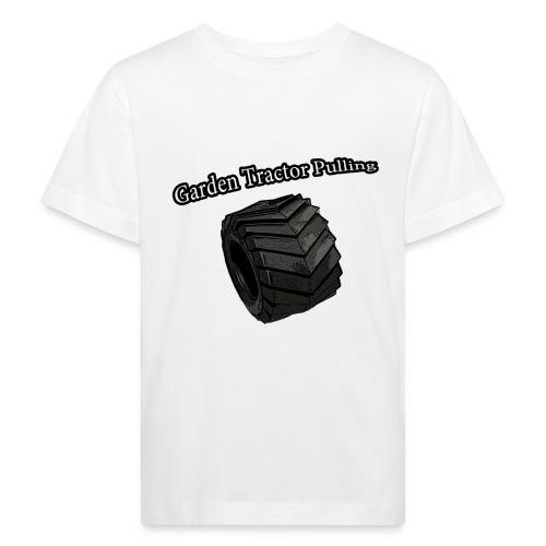 Pulling - Organic børne shirt