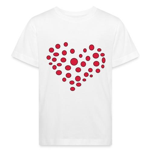 Polka - Organic børne shirt