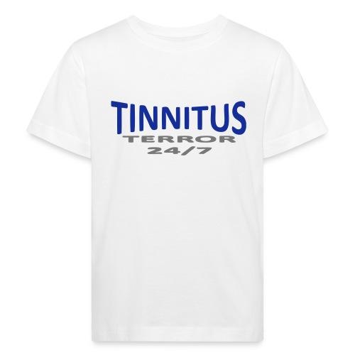 terror - Økologisk T-skjorte for barn