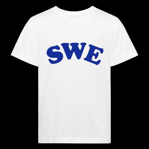 T-shirt, SWE - Ekologisk T-shirt barn
