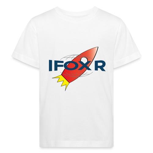 IFOX ROCKET - Ekologisk T-shirt barn
