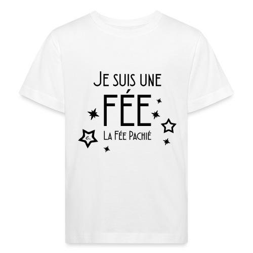 Je suis une fée - T-shirt bio Enfant
