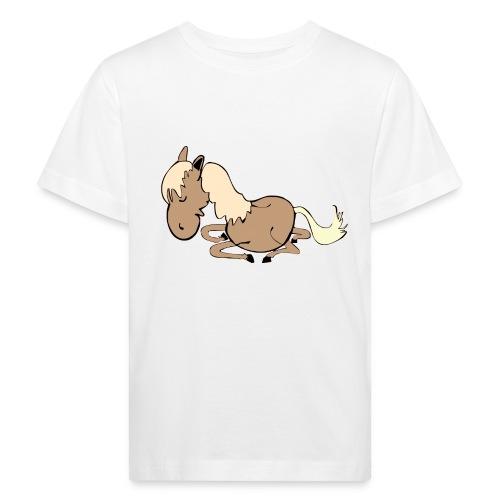 dpferd10 - Kinder Bio-T-Shirt