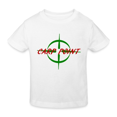 Carp Point T-Shirt - Kinder Bio-T-Shirt
