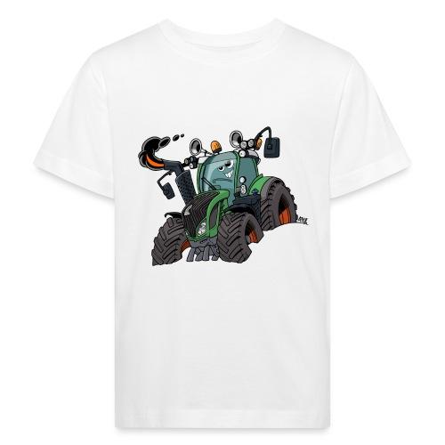 F 718Vario zonder kar - Kinderen Bio-T-shirt
