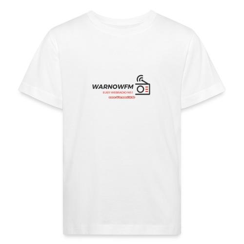 black simple radio outline - Kinder Bio-T-Shirt