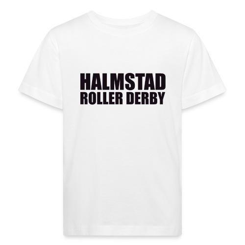 textlogga L - Ekologisk T-shirt barn