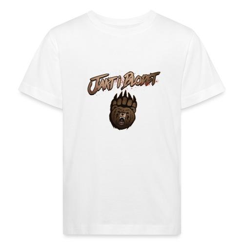 Huvtröja Dam - Ekologisk T-shirt barn