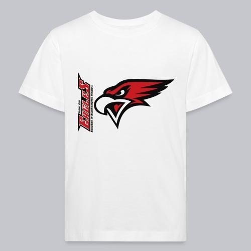 Kopf Emblem - Kinder Bio-T-Shirt