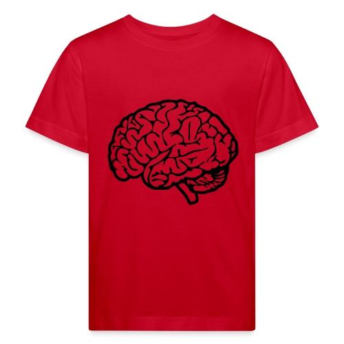 cerveau - T-shirt bio Enfant