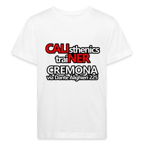 Caliner Cremona T-shirt - Maglietta ecologica per bambini