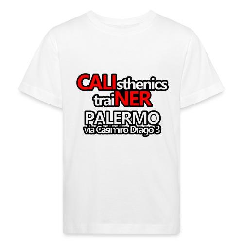 Caliner Palermo T-shirt - Maglietta ecologica per bambini