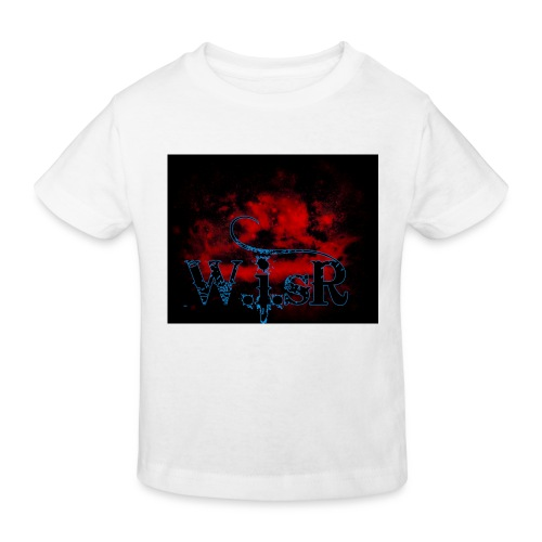 WISR Huppari - Lasten luonnonmukainen t-paita