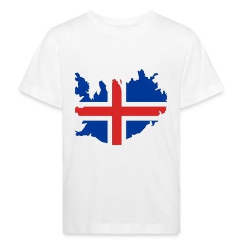 Iceland - Kinderen Bio-T-shirt