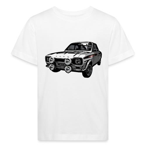 Mk1 Escort - Kids' Organic T-Shirt
