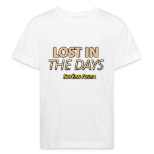 SKYERN AKLEA LOST IN THE DAYS - T-shirt bio Enfant