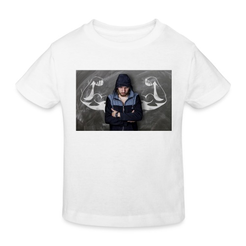 Power - Kinder Bio-T-Shirt