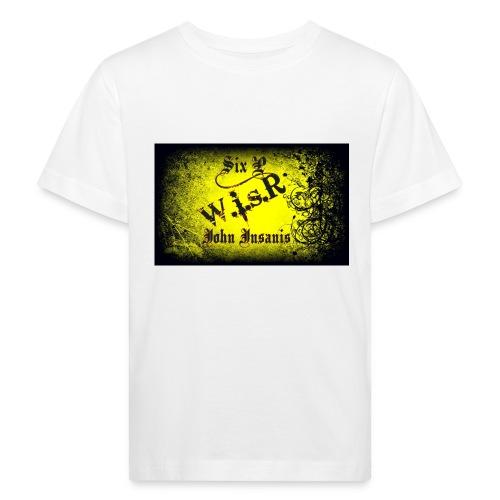 Six P & John Insanis Treenikassi - Lasten luonnonmukainen t-paita