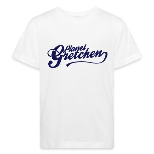 Planet Gretchen svart - Ekologisk T-shirt barn