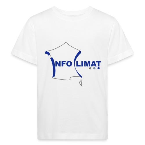 logo simplifié - T-shirt bio Enfant