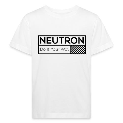 Neutron Vintage-Label - Kinder Bio-T-Shirt