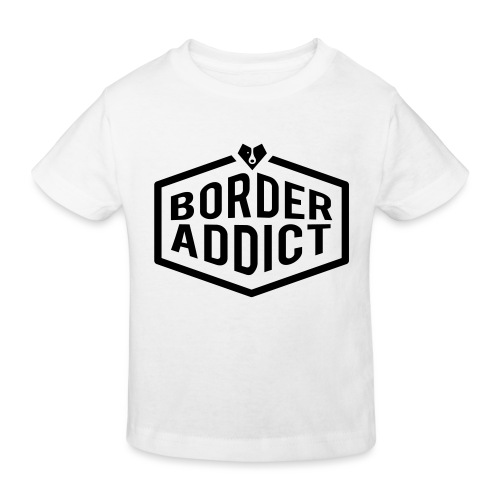 Border Addict - T-shirt bio Enfant