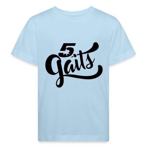 5Gaits 1 - Kids' Organic T-Shirt
