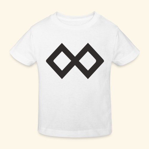 TenX Logo - Kinder Bio-T-Shirt