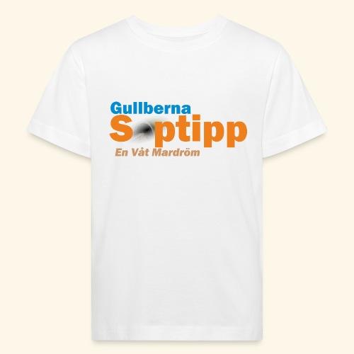 Gullberna Soptipp - Ekologisk T-shirt barn
